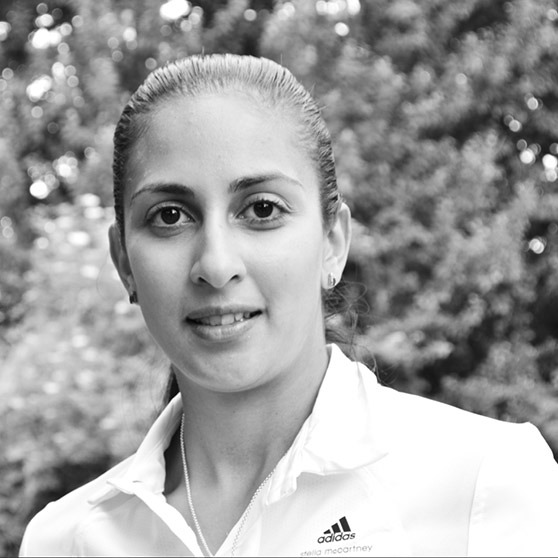 Portrait Von Sahar Kramper