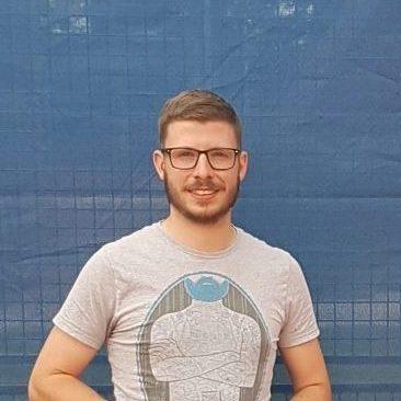 Portrait Von Lukas Jahreis