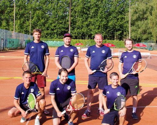Tennismannschaft Herren 30 2